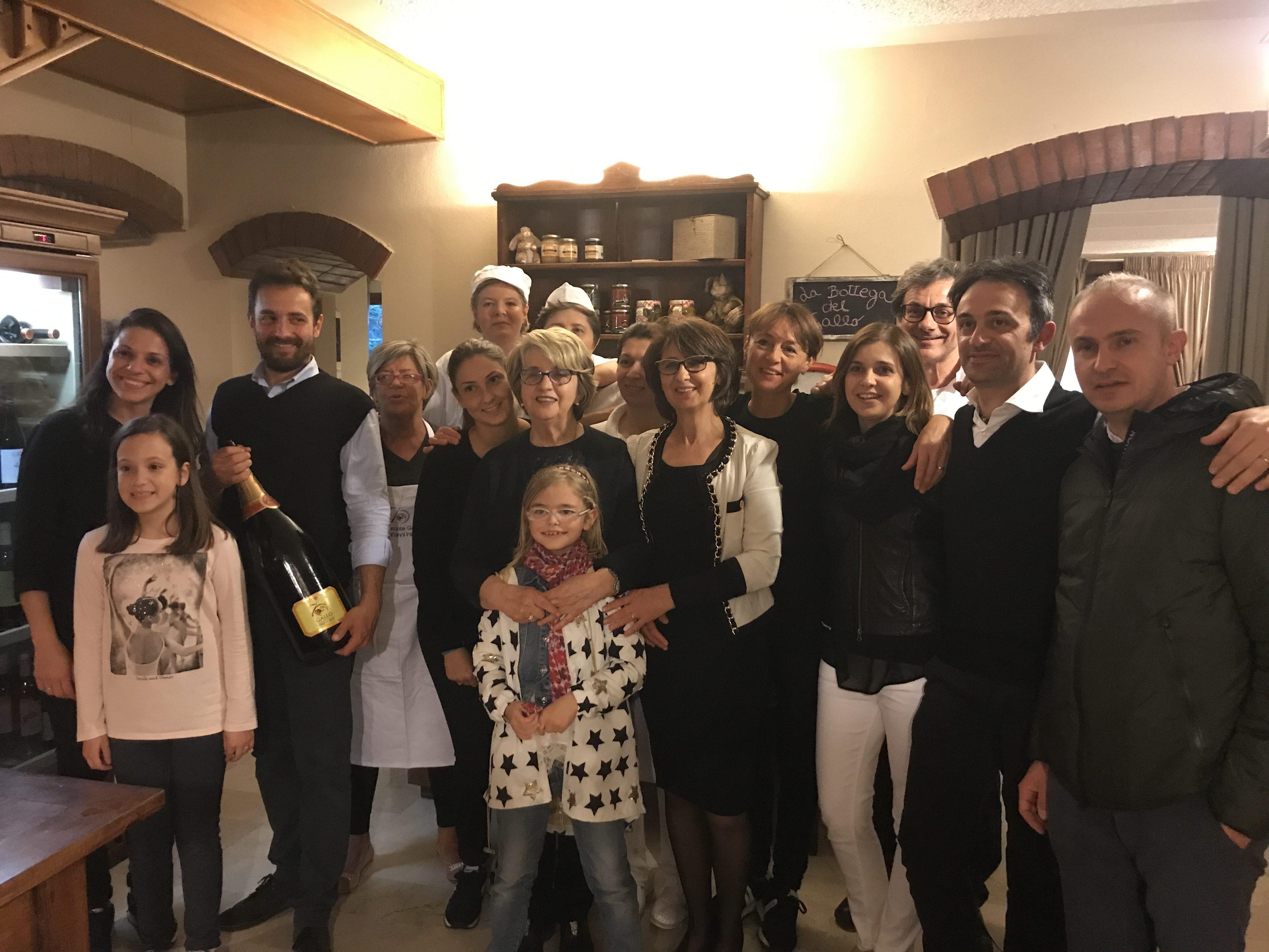 Castel del Rio festeggia il Gallo